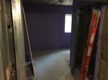 looking into reconciliation room