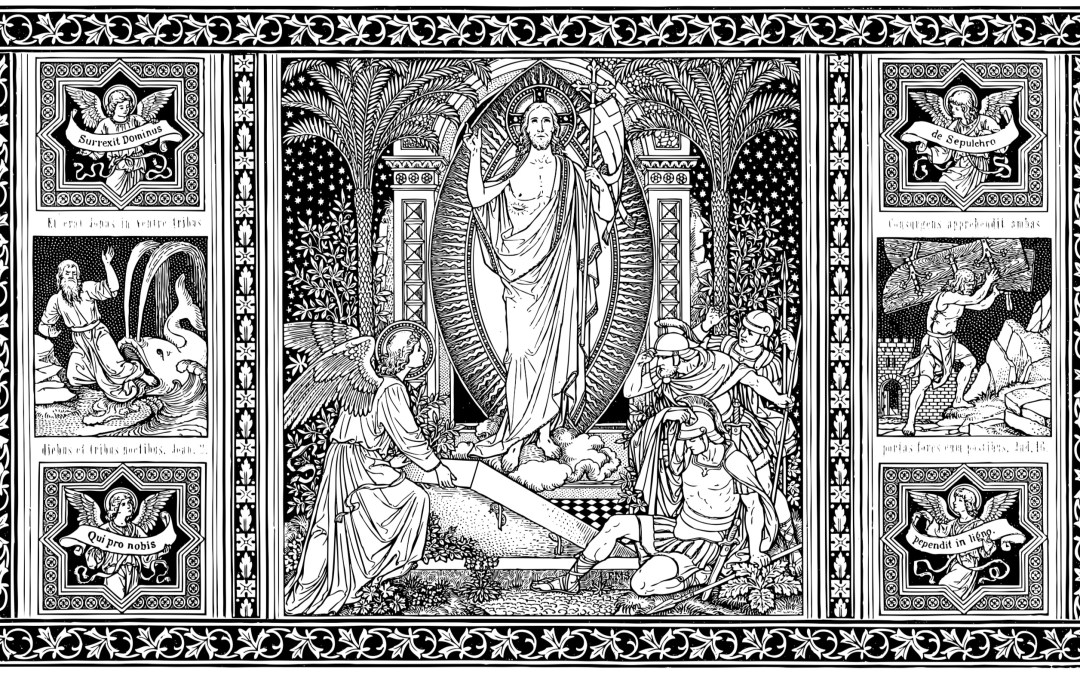 Easter of the Resurrection of the Lord – Office of Readings