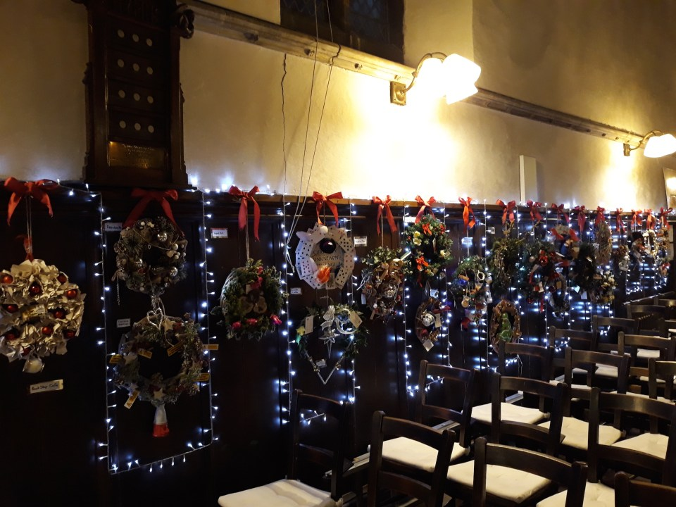 St Mary's - Advent Wreath Festival 2