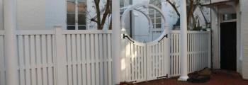 White Gate!