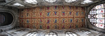 1445: Royalty arrives in St Mary's