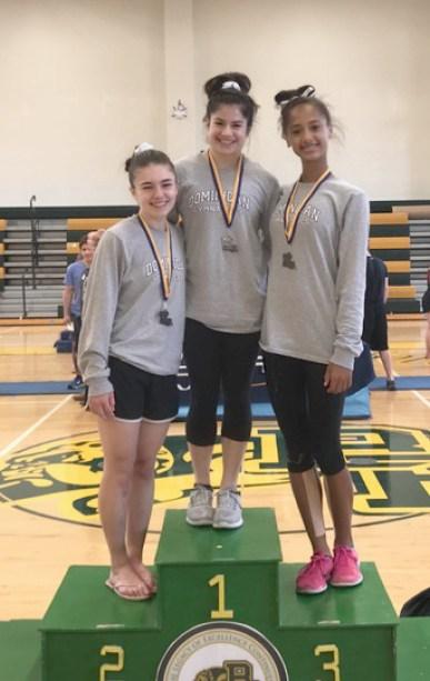 gym trio