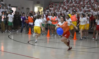 camryn balloon relay