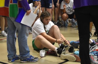 shoe relay