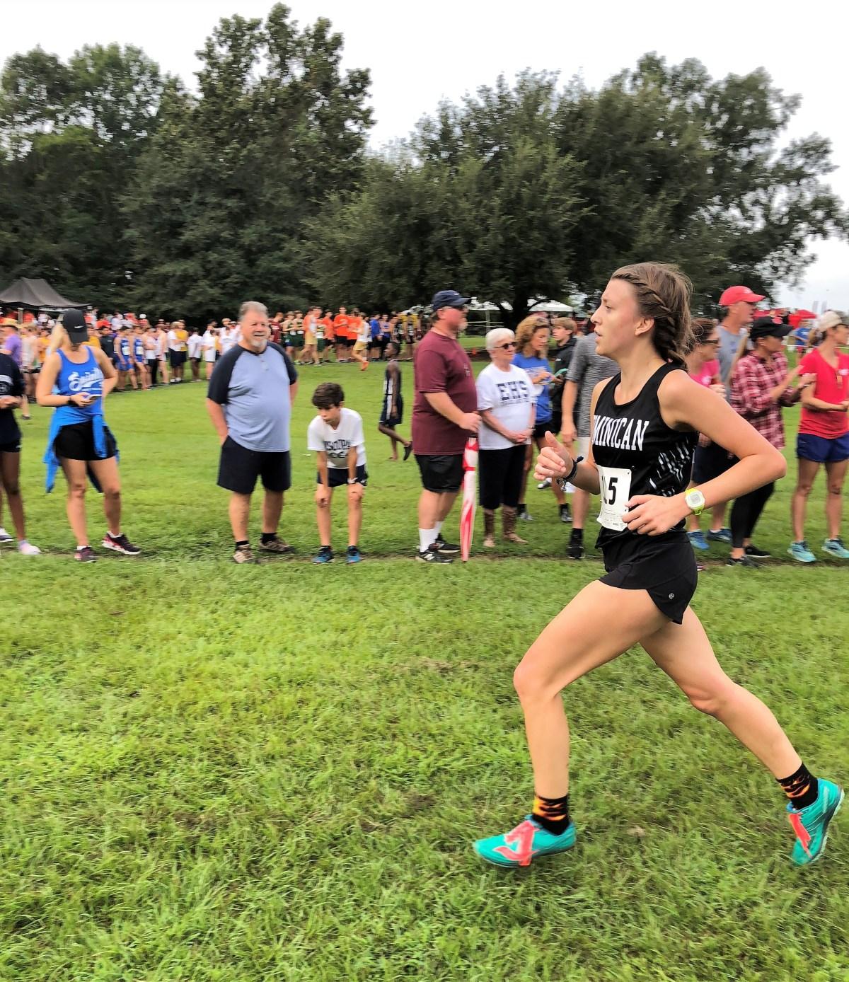 Lizzy Running