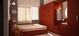Bed room wardrobes