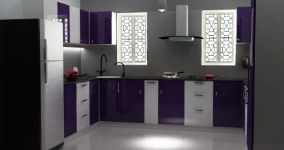 modular kitchen kollam