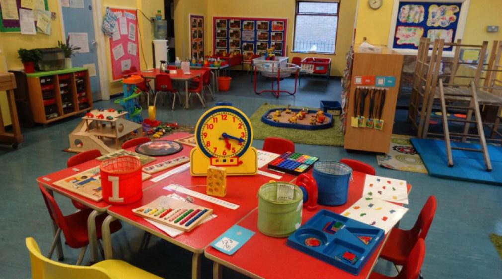 St Mary's Nursery School