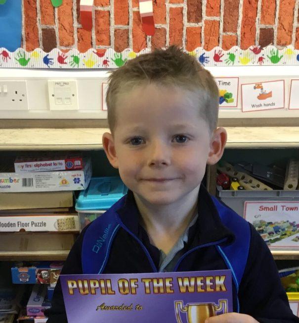 Daniel Pupil of Week p1a