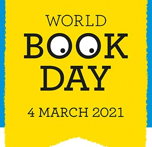 Let's celebrate World Book Day 2021