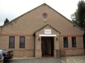 Mary Adams Memorial Hall