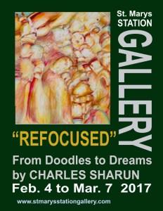 Refocused Poster