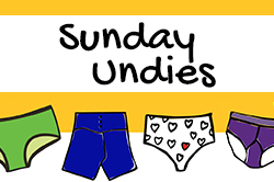 Sunday Undies Campaign