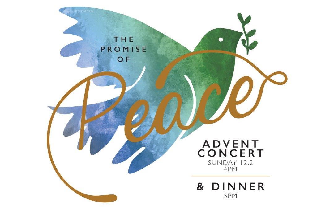 Advent Concert & Dinner