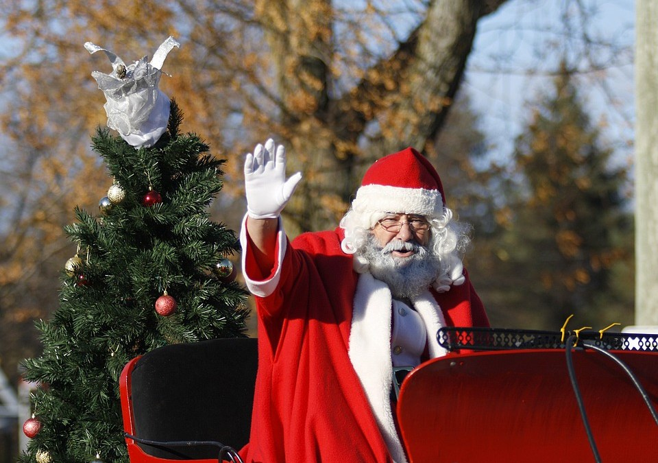 SMLC to March in Holiday Parade 12/1