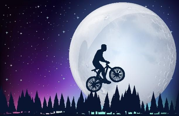 E.T. Phone Home May 2021