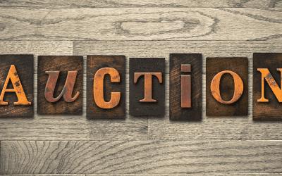 Silent Auction Update