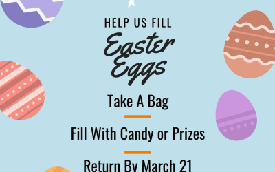 """Help Us Fill Some """"Egg""""citing Eggs!"""