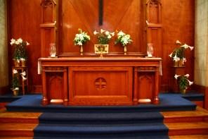North Altar