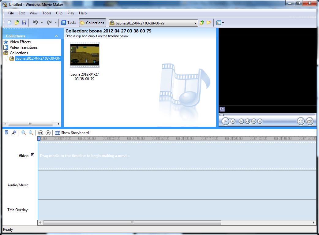 Windows movie maker 2. 6. 4038. 0 редакторы аудио и видео.