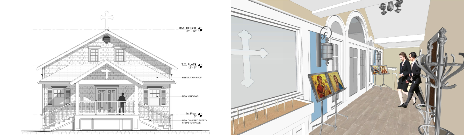 Narthex Project