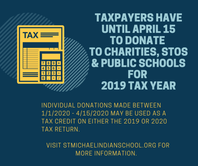 Tax April 15 AZTC