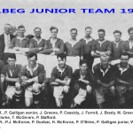 Kilbeg junior team 1944