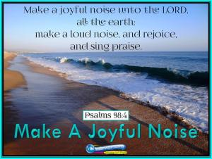 picture for joyful noise - spiritual appetizers