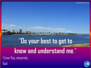 Picture of Long Beach, CA for understanding god's word