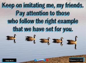 picture for daily message sat