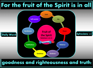 graphic for fruit of the spirit