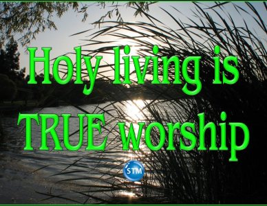 True Worship – Pleasing God