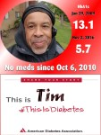 picture of tim for type 2 diabetes
