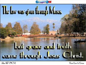 picture for law to grace - seccombe lake park, san bernardino, ca