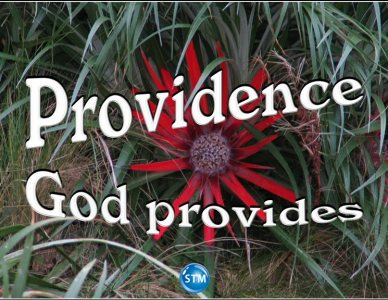 Providence – God Knows What You Need