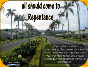 picture for repentance - leia, hi