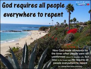 picture for repentance - salt creek beach, dana point, ca