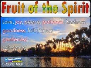 picture for fruit of the spirit - lake evans, riverside, ca