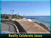 picture of laguna beach for really celebrate jesus