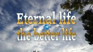 Picture of a cloudy sky for the better life bible lesson