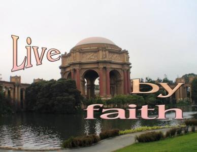 By Faith Watch Your Faith Work in Jesus Name