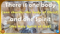 picture of waterfall for the holy spirit bible lesson
