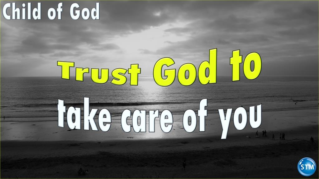 Let God Take Care of Your Worries and Concerns