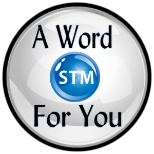 logo for A Word For You