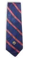 KC Blue Striped Tie