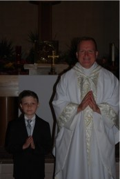 Joe First Communion 13