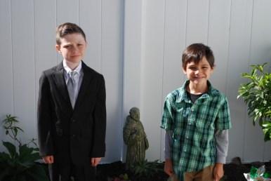 Joe First Communion 17