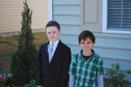 Joe First Communion 18