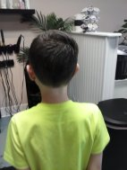 Joe hair cut 2