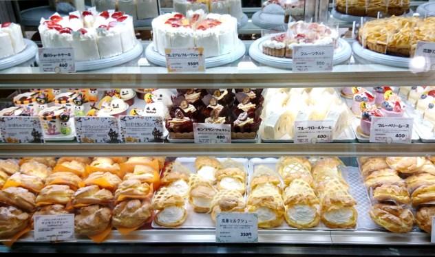 サンモリッツ 栄店 ケーキ